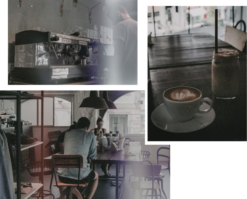 COFFEE ROOM LAYOUT