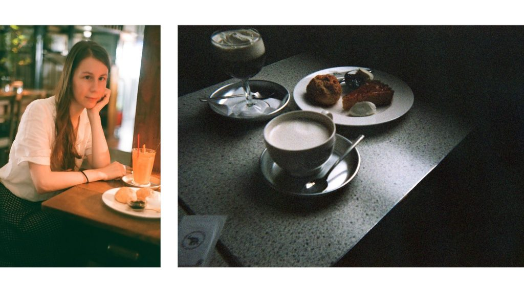 1988 Cafe Shozo in Kuroiso | tea, coffee and scones